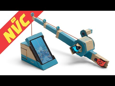 What is Nintendo Planning with Labo? - Nintendo Voice Chat Ep. 391