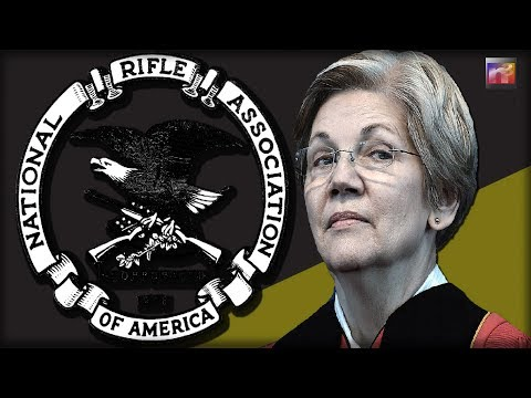 Pocahontas' Warren Pulls a Political Stunt By Refusing NRA Donations