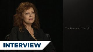 The Death & Life of John F. Donovan's Susan Sarandon On How She Deals With The Media | TIFF 2018