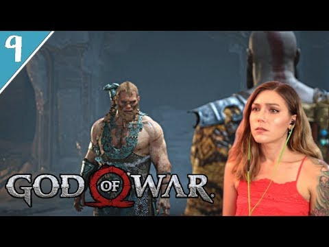 Magni and Modi | God of War Pt. 9 | Marz Plays