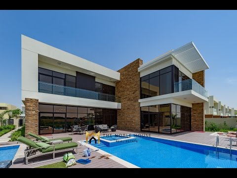 DAMAC Silver Springs Villa For Sale - Presented By The Noble House Real Estate TNH S 1226