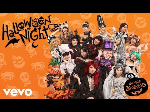 JKT48 - Halloween Night (English Version) (Audio)
