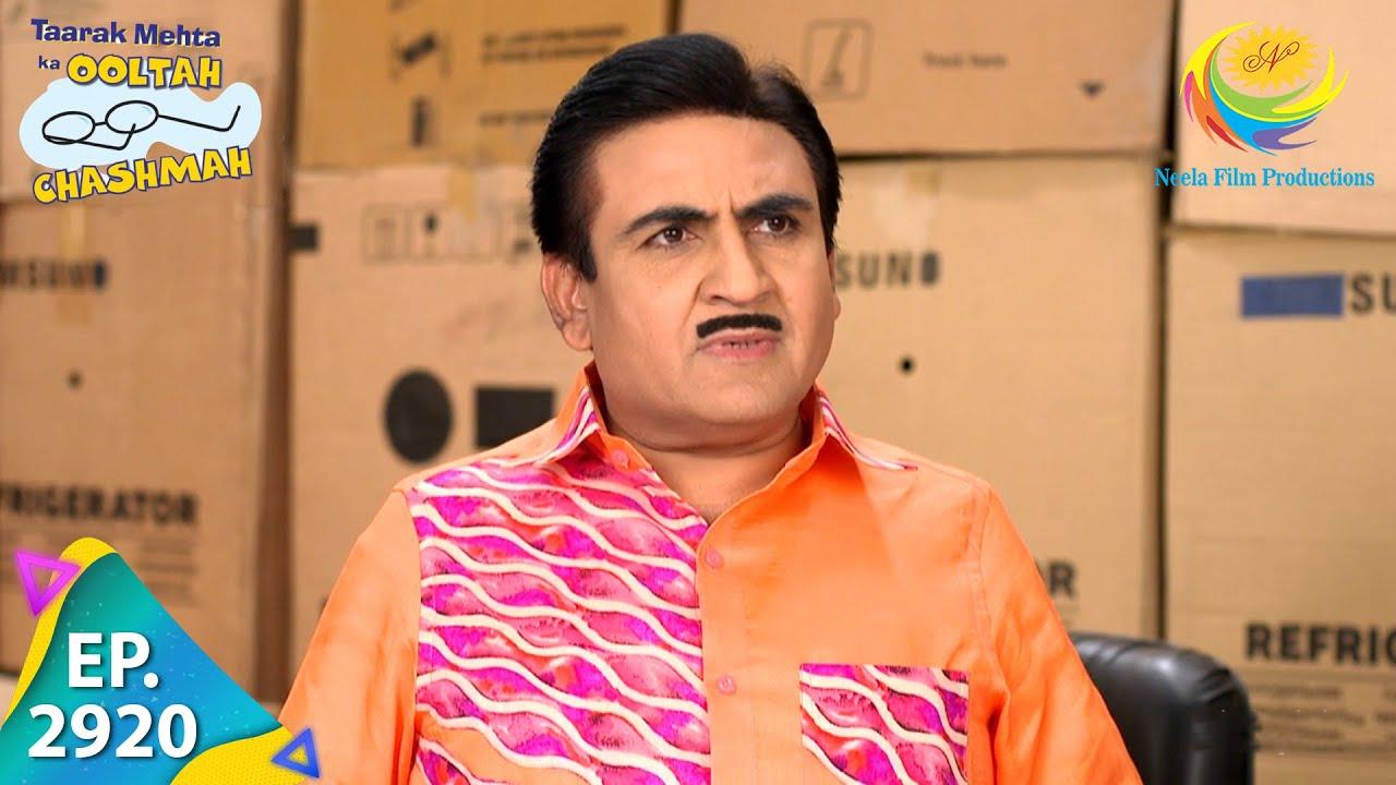 Download Taarak Mehta Ka Ooltah Chashmah - Episode 2920 - Full Episode
