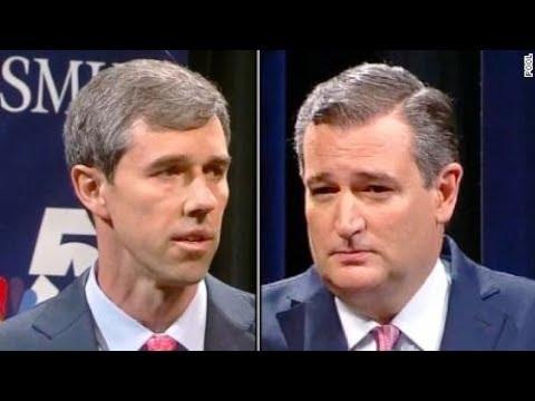 Beto O'Rourke Hammers Ted Cruz To His Face Again & Again