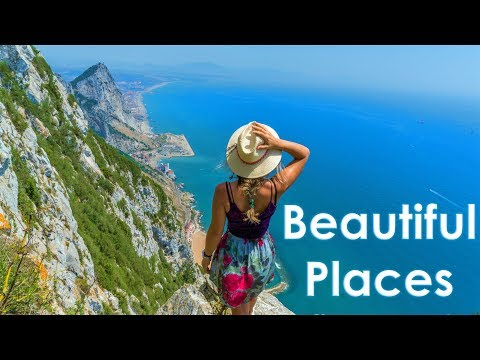 BEST DANCE MUSIC of 2018 | [1 hour] | Travel Footage TV 4K Video Wallpaper | Beautiful Places [UHD]