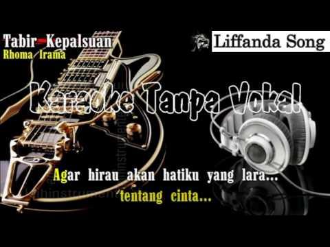 Rhoma Irama -Tabir Kepalsuan Karaoke Dangdut No Vocal