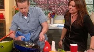 How To Make Richard Blais' Creamed Kale And Extra-crispy Fries