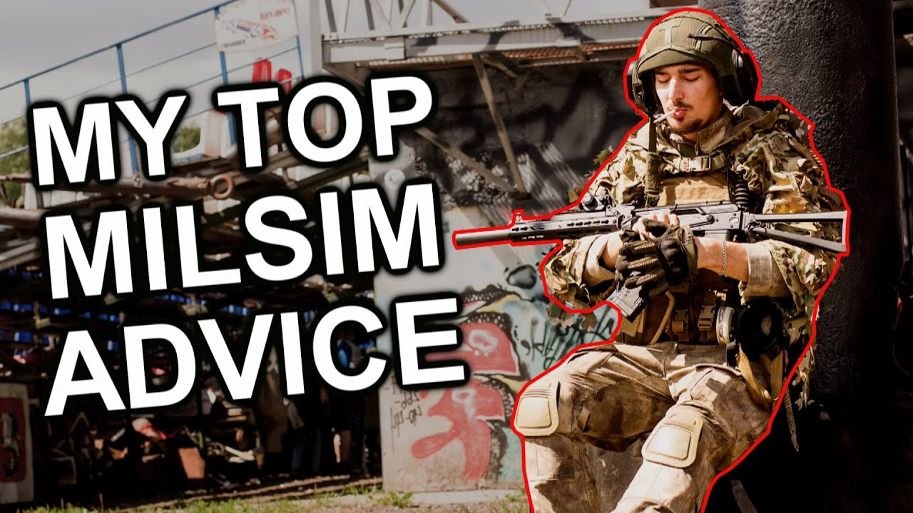 What you Need to Know BEFORE a Milsim Game… | BB Warrior Rambles #01
