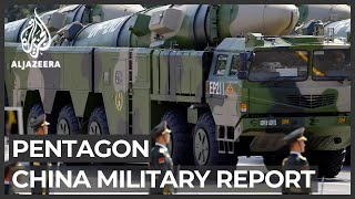 China working to double nuclear warheads: Pentagon