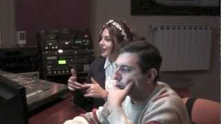 SIRUSHO, EFO Recording new song!