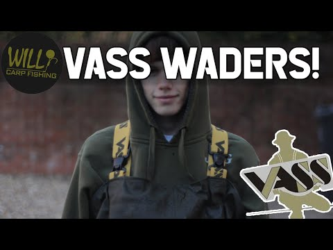 VASS 700E NOVA WADER REVIEW 2018!