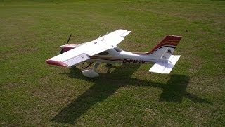 Cessna 177 Cardinal von Hype Crash