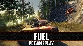 Fuel PC Gameplay (1080p)