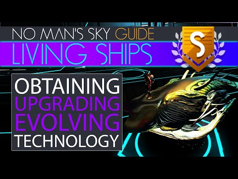 Living Ships   The Comprehensive Guide In No Man's Sky   Upgrades, Stats, Technology, Evolving, More