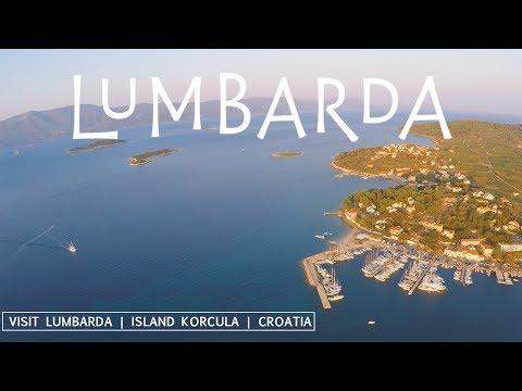 Discover Croatia | Visit Lumbarda | Island of Korčula | Adriatic Coast | 4K