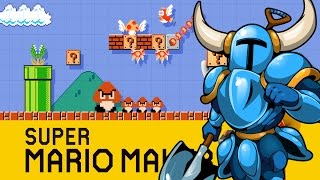 Super Mario Maker - It