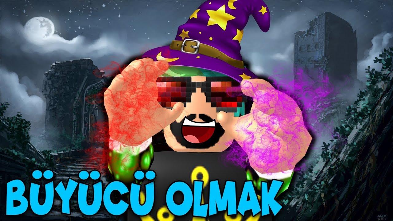 Harika Büyücü Youtuberlar ????| Wizard Tycoon - 2 Player | Roblox Türkçe