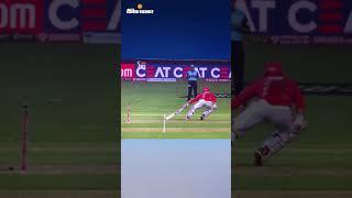 IPL में शॉर्ट रन पर विवाद