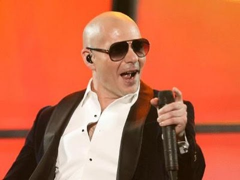 Pitbull on His Career Goals