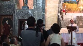 Catholic Wedding in Alqosh, Iraq
