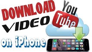 Качаем видео с YouTube на iPhone