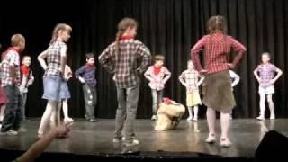 Cowboy tánc -Cotton eye joe