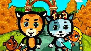 Мультики для малышей - Три котенка - Пойдем в детский сад (6 сезон | серия 9)