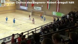 Highlights LAZ Eisenstadt Internationaler Nachwuchscup SK Sturm Graz U14