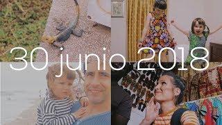 GHANA día 2 / Conociendo las ENTRAÑAS de ACCRA + Agobiada en el MERCADO + Julen y su NUEVA AFICIÓN
