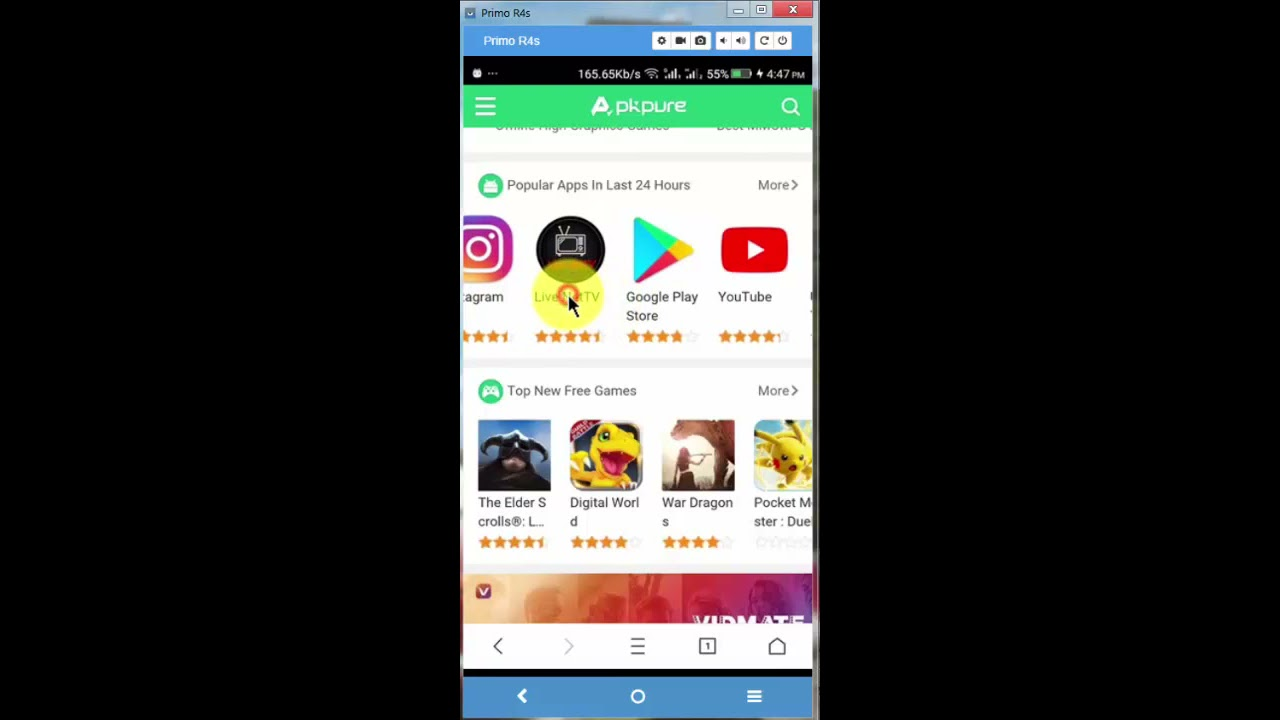 Youtube Download For Apkpure YouTube for Android APK