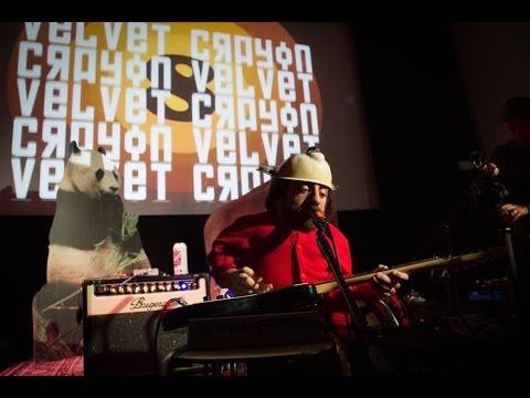 Velvet Crayon - Live @ Mausoleum Party (full performance)