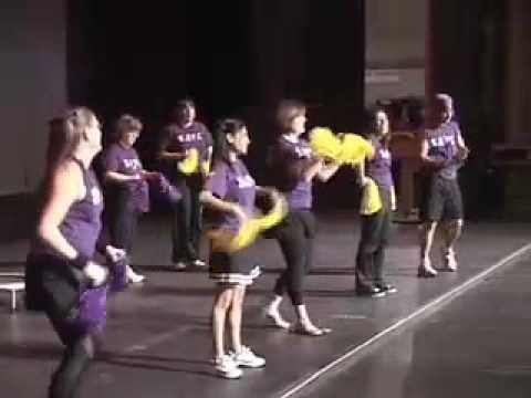 SAPL Cheer Team