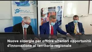 08.10.2020 | Friuli Innovazione e Joanneum Research, insieme per la competitività del FVG