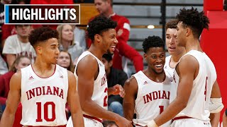 Highlights: Smith Scores 22 Points in Win | Troy at Indiana | Nov. 16, 2019