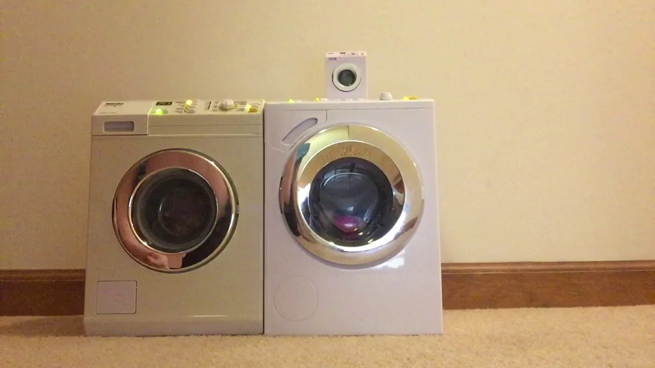 miele toy washer w4146 and novatronic and mini youtube