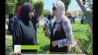 مصر أحلى | لاجئة سورية
