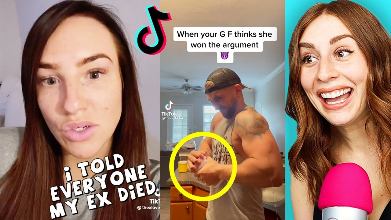 I Found Petty People TikTok And It's MESSY - REACTION