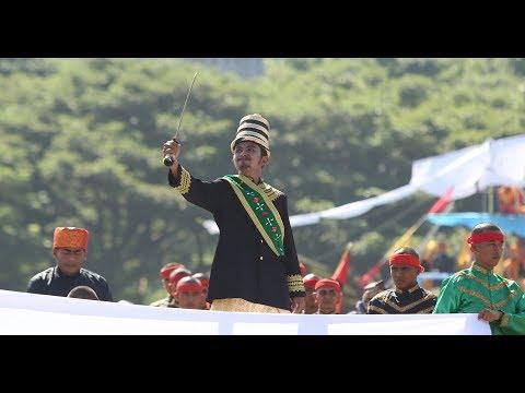 Merinding.!!! Drama Kolosal Sultan Iskandar Muda