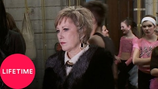 Dance Moms: Moms' Take: Cathy Pulls Her Group Number (S4, E11) | Lifetime