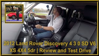 Review and Virtual Video Test Drive In Our Land Rover Discovery 4 3 0 SD V6 XS 4X4 5dr