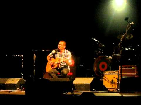Ben Harper - Not Fire, Not Ice (LIVE)