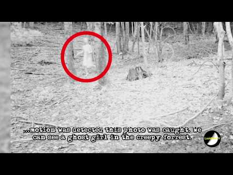 10 Scary Unexplained GHOST Photos