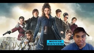 PRIDE AND PREJUDICE AND ZOMBIES - MOVIE REVIEW - BY TYLER