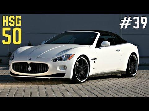 THE HSG TOP 50! - #39 - Maserati GranCabrio