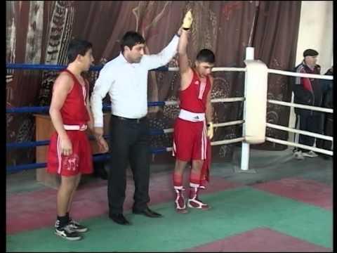 Красивые бои наших боксеров Армения Мартуни