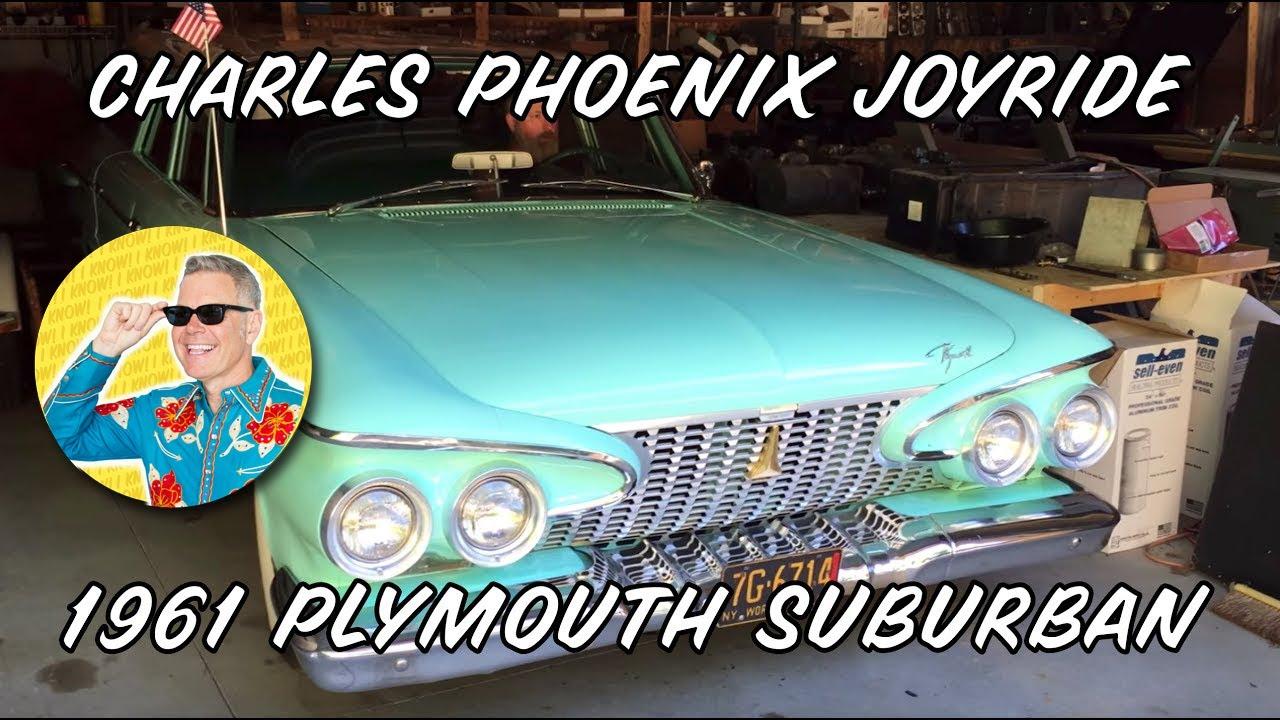 1961 Plymouth Station Wagon 1961 Plymouth Custom Suburban