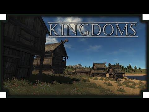 Kingdoms - (Open World Kingdom Simulator)