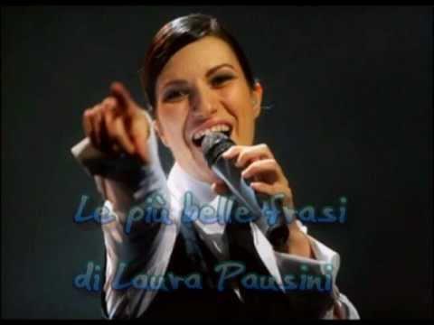 Le più belle frasi di Laura Pausini!!! (Pagina Facebook)