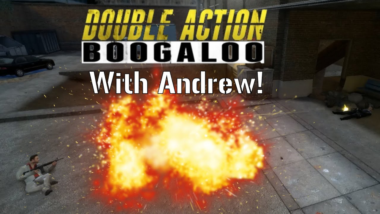 how to get double action boogaloo achivements