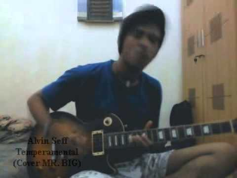 Alvin Seff   Temperamental Cover MR  BIG...